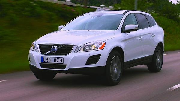 The Volvo XC60.