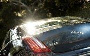 The 2011 Jaguar XJ.