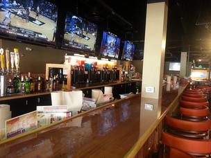 A look inside the new Hooters at Metro Center Mall in Phoenix.