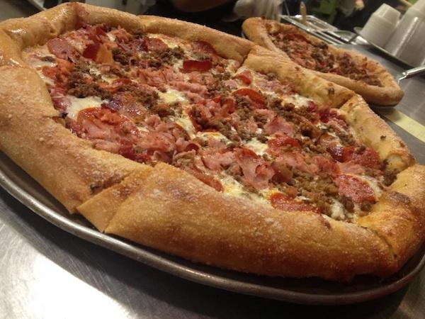 Mellow Mushroom opens in Chapel Hill today.