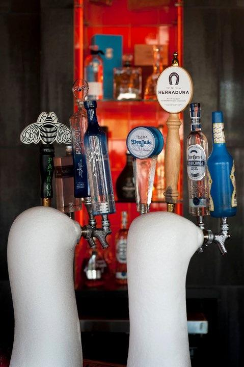 Tequila on tap at TQLA, which is expected to open in Mesa Sept. 17.