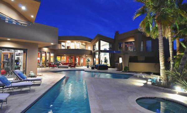 Kurt Warner has put a Paradise Valley home he and his wife own up for sale for just under $5 million.