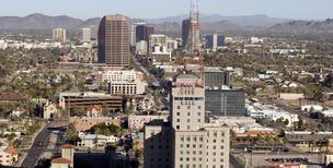 Phoenix ranked No. 96 out of 100 U.S. metro areas in terms of job creation over the past five years. The region is down more than 181,000 jobs since 2006.