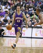 Phoenix Suns start life on and off court without Nash