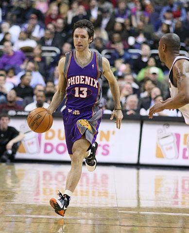Steve Nash won two Most Valuable Player awards with the Phoenix Suns, but is now officially a member of the Los Angeles Lakers.