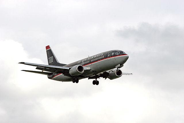 A survey of travelers ranked US Airways in the Top 5 for having the rudest employees.