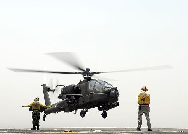 Boeing Co. is on a roll when it comes to selling AH-64D Apache attack helicopters to Indian military.