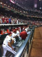 D-backs rout Brewers, look for Game 4 sellout