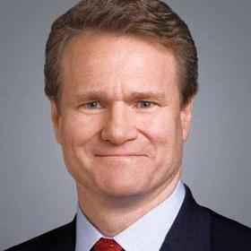 Bank of America CEO Brian Moynihan spoke to investors in New York on Tuesday.