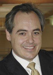 George Mason University President Angel Cabrera