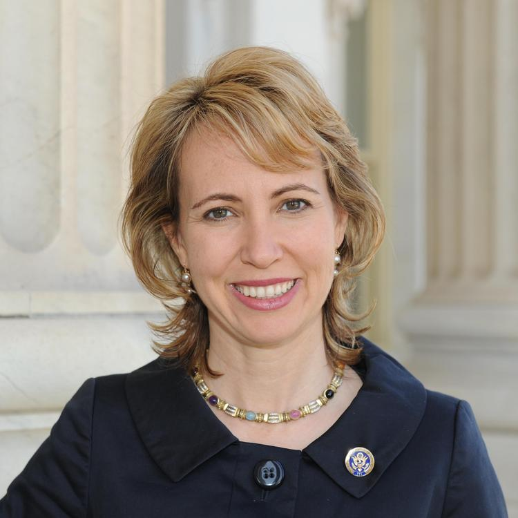 Former Rep. Gabby Giffords is expected to lead the Pledge of Allegiance at Thursday's DNC proceedings.