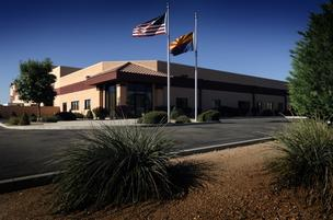 Hensley's Prescott Valley facility.