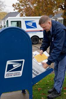 U.S. Postal Service announces closings