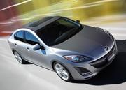 Mazda3: Crisp handling and above-average power for the compact field. Fuel economy also is good.