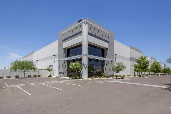 This warehouse in southwest Phoenix occupied by Home Depot sold for $26.25 million.