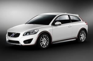 The Volvo C30 has received an update for the 2012 model year but has little competition in the luxury sport-hatch market.