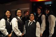 The servers at the Star Class Cinemas.