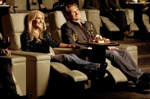"Three new ""luxury"" cinema chains featuring such amenities as leather reclining armchairs and restaurant-quality food delivered to your seat have announced plans to open theaters in Montgomery County."