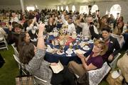 A tent at the Arizona Biltmore was packed to capacity for the 2010 Best Places to Work awards.