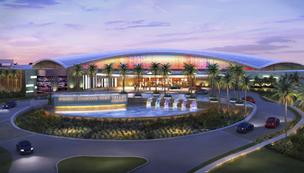 proposed Phoenix casino site