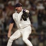 Curt Schilling leads off new hall of famer