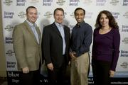 Employees from Performance Software, the No. 15 company on the Best Places to Work list in the small company category.