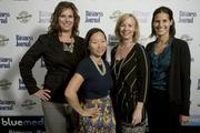 Employees from Allison & Partners, the No. 4 company on the Best Places to Work list in the micro company category.