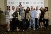 Employees from Zion & Zion, the No. 2 company on the Best Places to Work list in the micro company category.