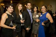 Hamid Shojaee, founder, CEO and chief disruptor for Axosoft, center, was recognized as one of the 2012 Most Admired CEOs.