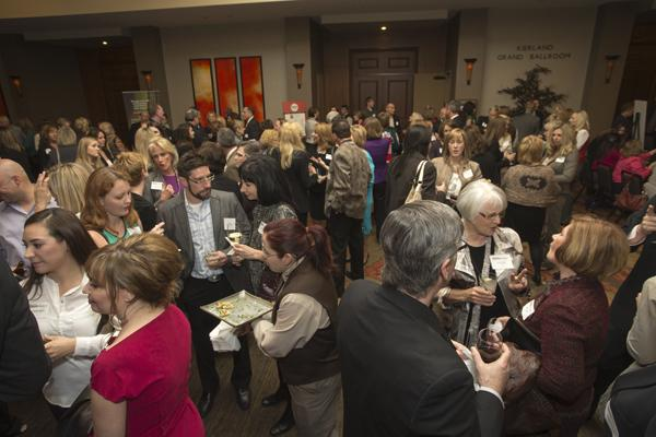 Hundreds gather for the 2013 Dynamic Women in Business event hosted by the Phoenix Business Journal. Click this image for to launch of slide show of photos from the event.