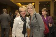Pam Graber, left, and Kristina Kassel.