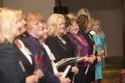 Dynamic Women in Business honorees bask in the recognition.