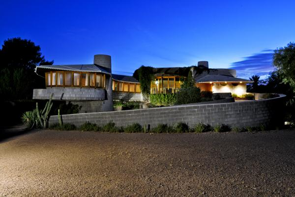 This Frank Lloyd Wright-designed home in Phoenix may be designated a historic property by the city.
