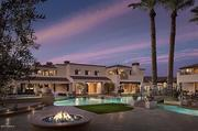 "The listing agent, Sandra Baldwin, describes the home as a ""baby Phoenician,"" in a nod to the luxurious resort in Scottsdale."