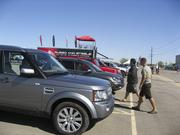 Cars at the 2011 Active Lifestyle Vehicles of the Year event.