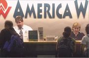 1991: United States leads coalition forces in Operation Desert Storm, fuel prices skyrocket and airline travel drops. America West files for Chapter 11 bankruptcy protection, stops service to 13 cities and frontline employees take 10 percent pay cut. Later in 1992, founder Beauvais and the board of directors are forced to resign. America West Airlines is down to 85 aircraft.