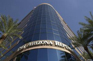 Gannett Company Inc. owns The Arizona Republic in Phoenix.