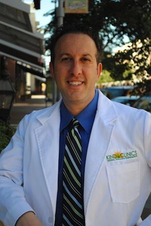 Dr. Bruce Bedrick, president of Kind Clinics in Scottsdale.