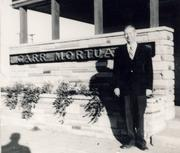 Lawrence Carr took over the business with sibling E.P. in 1945.