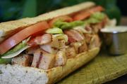The White Widow sandwich from Cheba Hut.