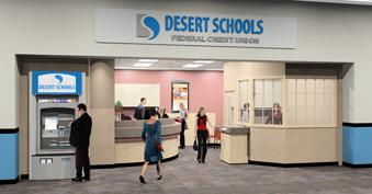 Desert Schools Federal Credit Union has launched a new charity program.