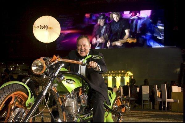 GoDaddy.com Inc. CEO Bob Parsons