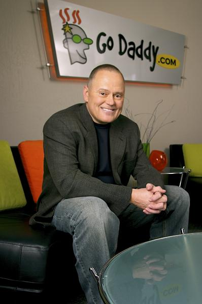 Go Daddy founder Bob Parsons has made a $1 million gift to the University of Baltimore.
