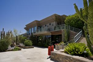 This Paradise Valley home was on the market for $20 million earlier this year, but will go up for auction Feb. 28.