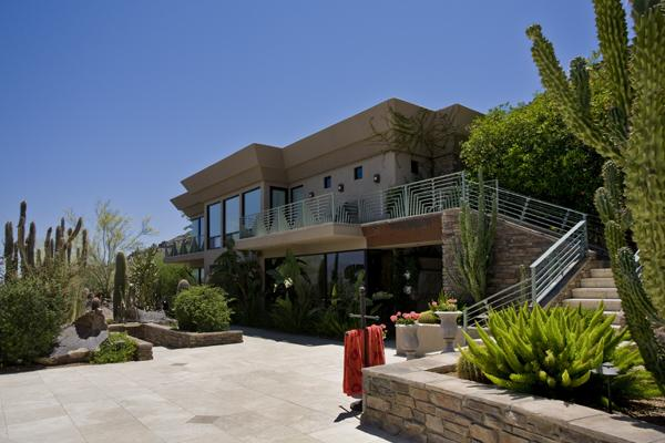 This Paradise Valley home is on the market for $20 million -- a $7.5 million reduction from the original listing price.