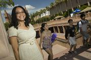 Kenja Hassan, assistant director of community outreach and relations, Arizona State University.
