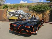 George Barris acquired the car more than 40 years ago.
