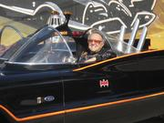 Barris converted the car into the Batmobile in only 15 days with a $15,000 budget.