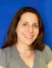 Jessica Langbaum, winner of the 2011 Award for Research Excellence from the Arizona BioIndustry Association.