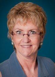 Nursing finalist Carolyn Lounsbury of Phoenix VA Health Care Systems.